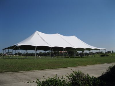 40 x 80 High Peak Pole Tent