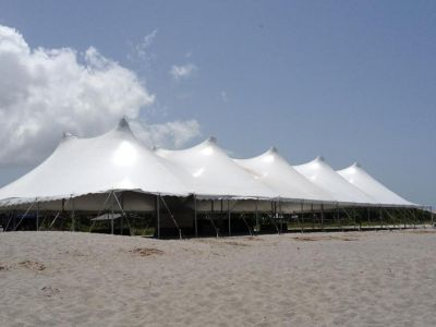60 x 160 High Peak Pole Tent