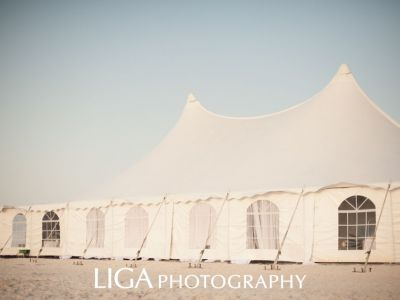 80 x 90 High Peak Pole Tent